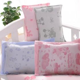 下单送枕芯竹纤维枕套包邮单人枕芯套儿童夏季凉席枕套