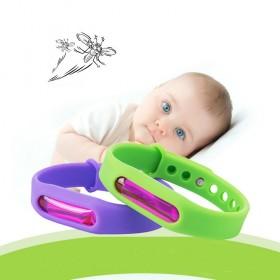 2017新款韩国2代儿童嗡嗡圈防蚊手环 买一送一