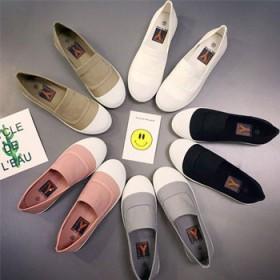 新品帆布鞋运动鞋半价优惠