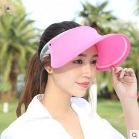 遮阳帽旺咨询商品信息再拍 无顶遮阳帽女户外防紫外线