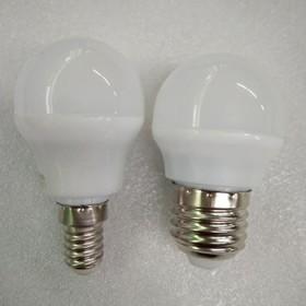 5个E14E27螺口3W灯具球泡