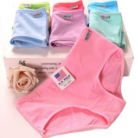[1条装]纯棉女士内裤