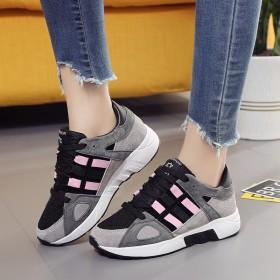 2017夏季新款真皮运动鞋