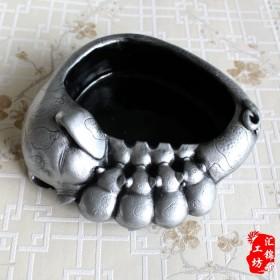 装饰品摆件中式福兽(寿)系列烟灰缸