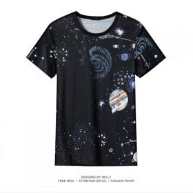 横须贺短袖t恤男