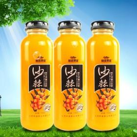 林盛果缘沙棘汁饮料 6瓶