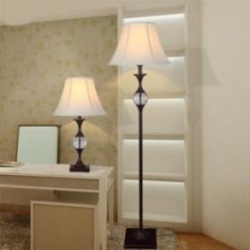 亏本清仓:欧式落地灯和台灯一整套 重11KG多
