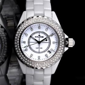 女士陶瓷手表 防水 蓝宝石镜面 永远刮不花