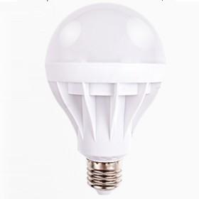 2只15瓦LED灯泡E27螺口节能灯泡