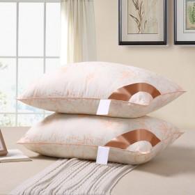枕头枕芯酒店羽丝绒护颈椎记忆枕成人学生单人枕