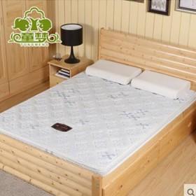】【限地区】童梦北欧进口实木床1.51.8米双人床