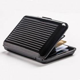 铝合金防磁防水6位卡包
