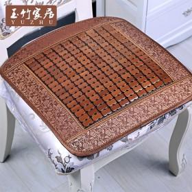 夏季沙发垫麻将坐垫巾罩套凉席防滑布艺沙发垫夏天凉垫