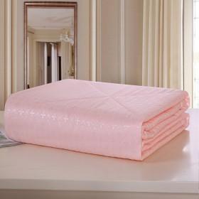 富安娜家纺蚕丝被夏凉被全棉可水洗空调被子被芯