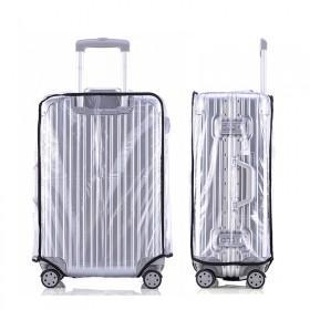 透明行李箱套PVC防水耐磨旅行箱保护套26 28