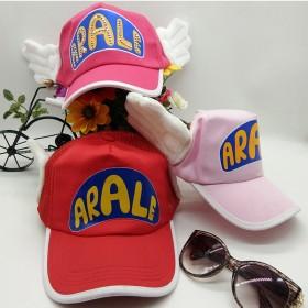 阿拉蕾帽子翅膀帽子全布款纱网款成人小孩款都有