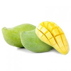 缅甸进口一级鹰嘴芒果5斤 新鲜水果 口感香甜纤维少