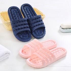 2017夏季浴室漏水拖鞋男女防滑耐磨柔软居家拖鞋