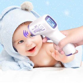 红外线电子体温计 婴儿温度计家用儿童体温表