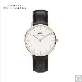 丹尼尔惠灵顿dw手表欧美品牌手表男女表情侣表