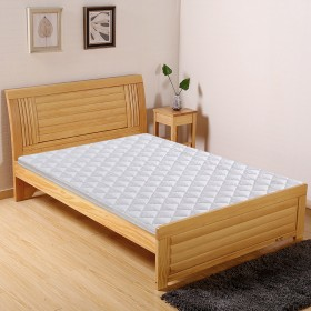 【限地区】实木床松木双人床