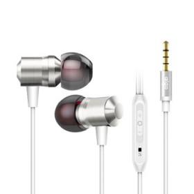 线控耳机入耳式支持通话手机通用