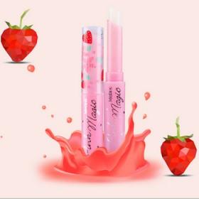 泰国mistine小草莓变色唇膏