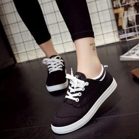 王菲同款小黑鞋 练车必备小黑鞋
