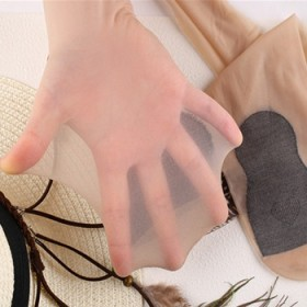 防臭夏季连袜任意剪钢丝袜透肉薄防勾丝打底