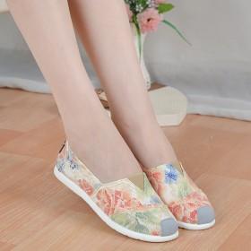 【包邮】老北京单鞋 女 平底软底布鞋