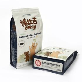 博比吉贵宾泰迪狗益生菌粮幼犬3斤 另售金毛大小型犬