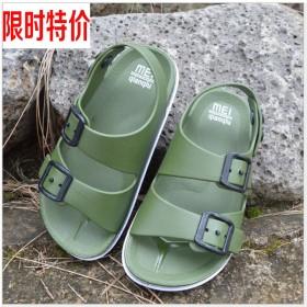2-7岁男童双扣防滑凉鞋