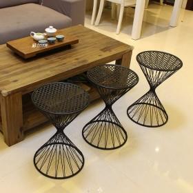 时尚创意凳子 欧式休闲椅子