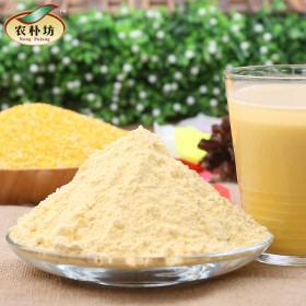 农朴坊熟玉米粉2000g可搭配薏米红豆粉燕麦粉