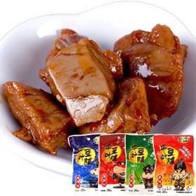 特产手撕素肉豆腐干零食麻辣香辣味10袋260g