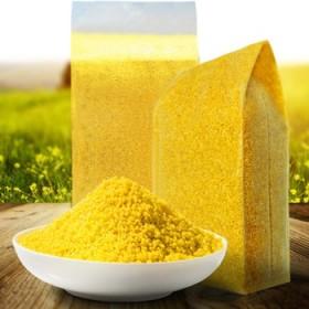 圣红象牌新黄小米 食用农家黄小米 熬粥小米5斤