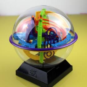 洛克王国3D魔幻迷宫球智力球