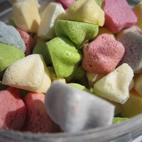 果蔬酸奶溶豆宝宝辅食零食