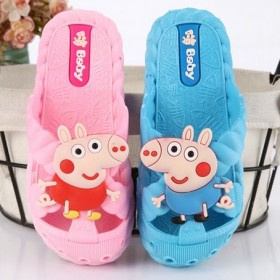 儿童拖鞋男童拖鞋女童拖鞋卡通拖鞋童装男童短袖女童