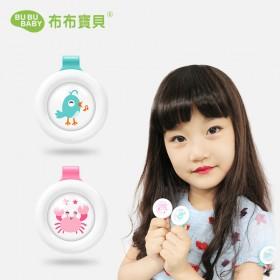 婴儿户外防蚊扣 宝宝植物精油驱蚊扣 成人手环扣