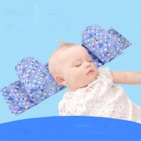 婴儿枕头0-1岁 新生儿枕头 6个月防偏头定型枕全