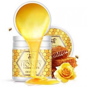 牛奶蜂蜜手蜡手膜嫩白保湿补水去死皮手膜淡化细纹去角
