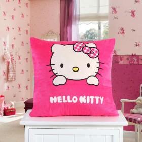 kitty猫抱枕凯啼猫靠背休闲午睡枕