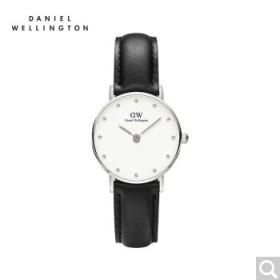 520表白季dw手表女士简约时尚腕表