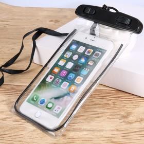 水下拍照透明手机防水袋通用触屏防尘包