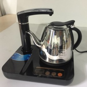 智能触摸自动抽水电热水壶