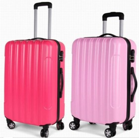 拉杆箱万向轮学生行李箱男女登机密码箱子行旅箱超轻箱