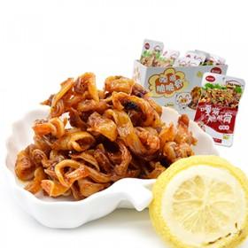 休闲零食猪脆骨香辣味520g