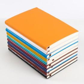 A5笔记本文具日记本子会议记录本记事本薄款3本装