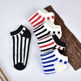 10双装 袜子男士船袜短袜防臭运动袜低帮夏季